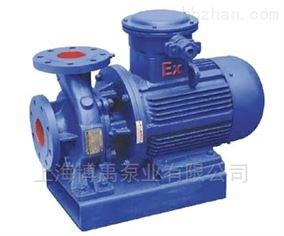 BYISW工业大型中央空调冷却水循环泵
