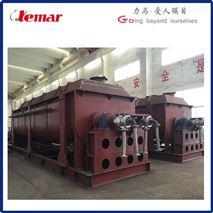 工业污泥桨叶干燥机KJG-140