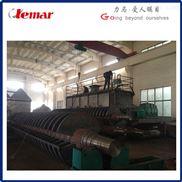 导热油加热桨叶式污泥干燥机KJG-110