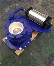 气动陶瓷摆动式旋转阀BZ643TC陶瓷旋料阀