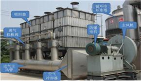工厂脱硝废气处理工艺设计特点