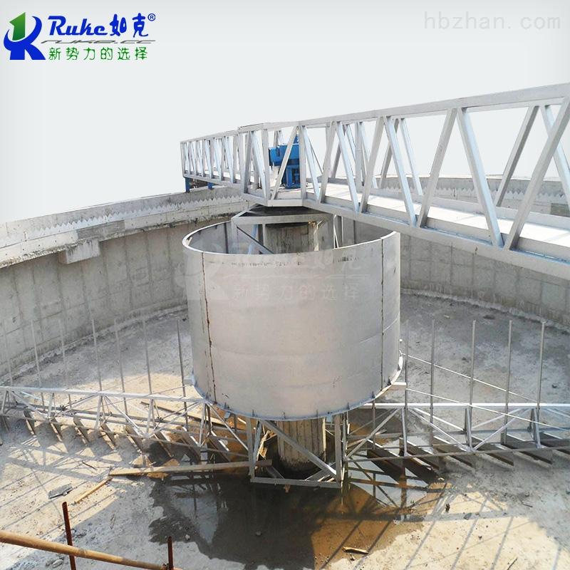 WNG4-GZ如克浓缩池悬刮泥机垂架式中心传动刮吸泥机