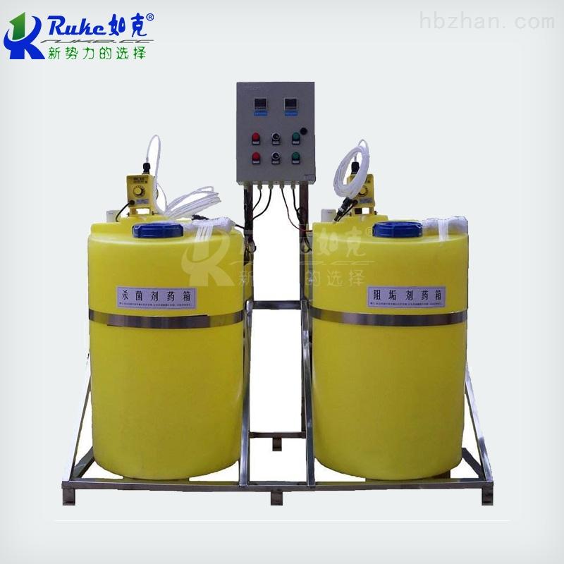 JYP污水处理加药装置配套使用一体化搅拌设备