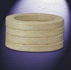 热磨机进口芳纶盘根,芳纶纤维盘根环