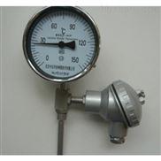 WSS系列带热电偶(阻)双金属温度计