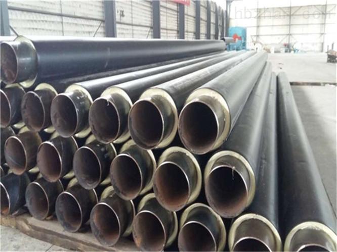 地埋塑套钢预制保温管生产线