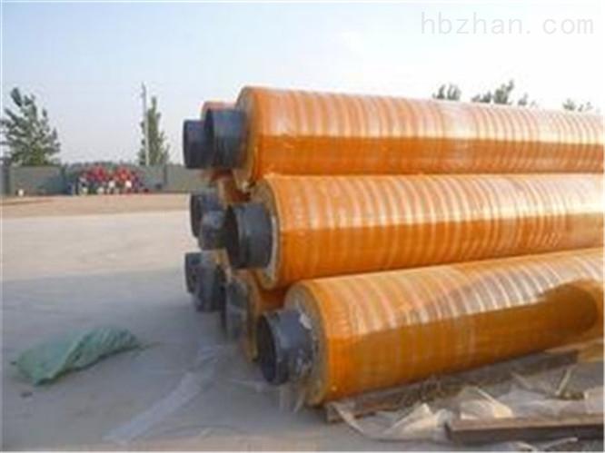 电力直埋聚氨酯保温管生产厂家