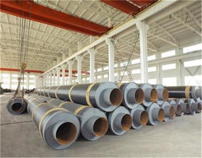 聚氨酯聚乙烯热水保温管用途