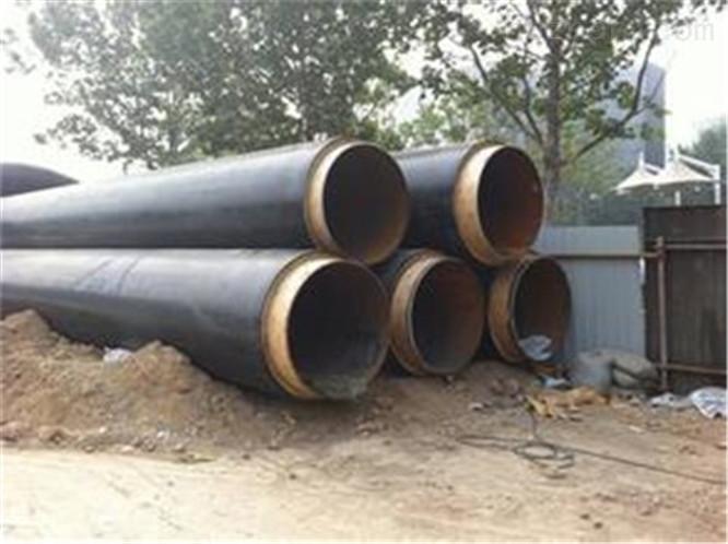 聚乙烯外壳直埋式保温钢管市场价