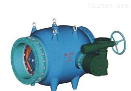 LT742X液控活塞式流量調節閥