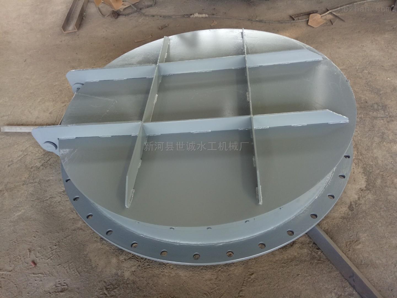 新型不锈钢拍门供货