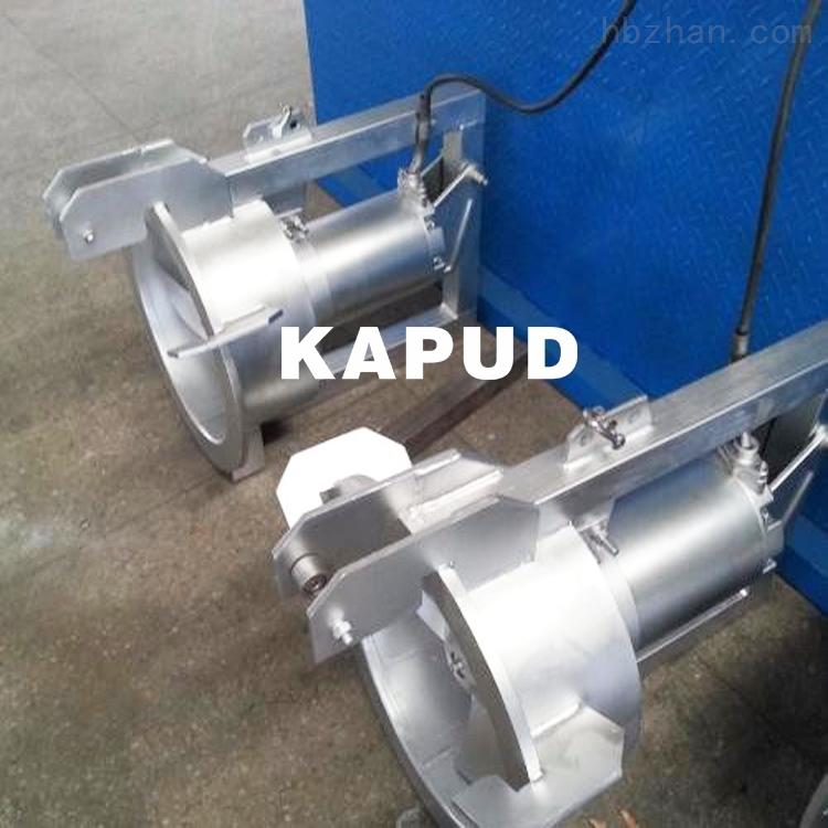 QWH水平螺旋桨污泥回流泵 反硝化泵
