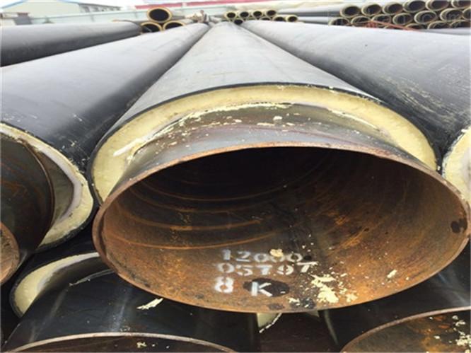 直埋塑套钢热力保温管全新报价