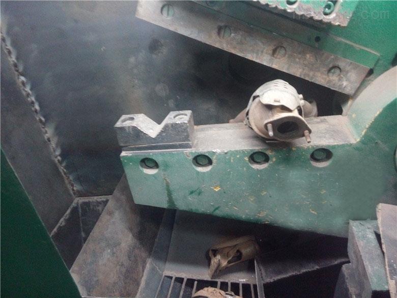 汽车排气管剪切机 催化剂回收设备
