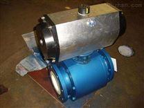 Q641TC氣動耐磨陶瓷球閥