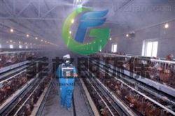 山西智能控制喷雾除臭系统分析