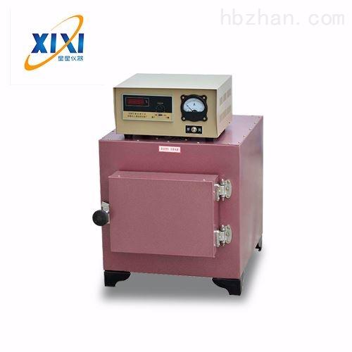 SX2-8-10数显控温箱式灰份炉使用说明维护