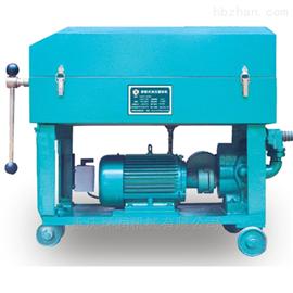 LY系列防爆壓力板框濾油機