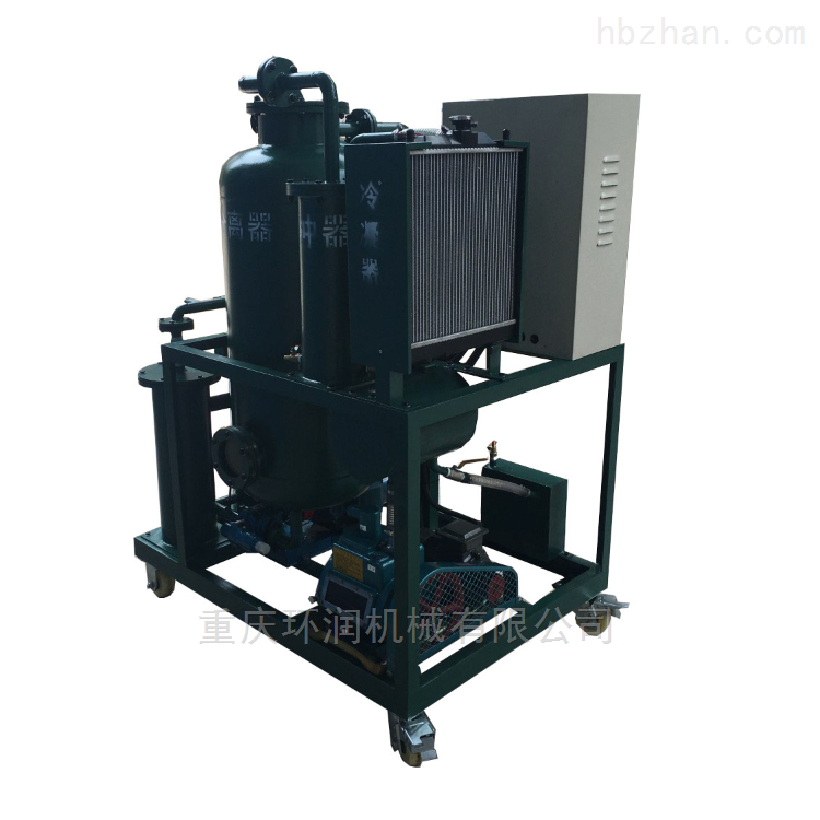 减速机油专用真空滤油机