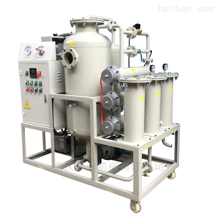 TY系列透平油高效滤油机