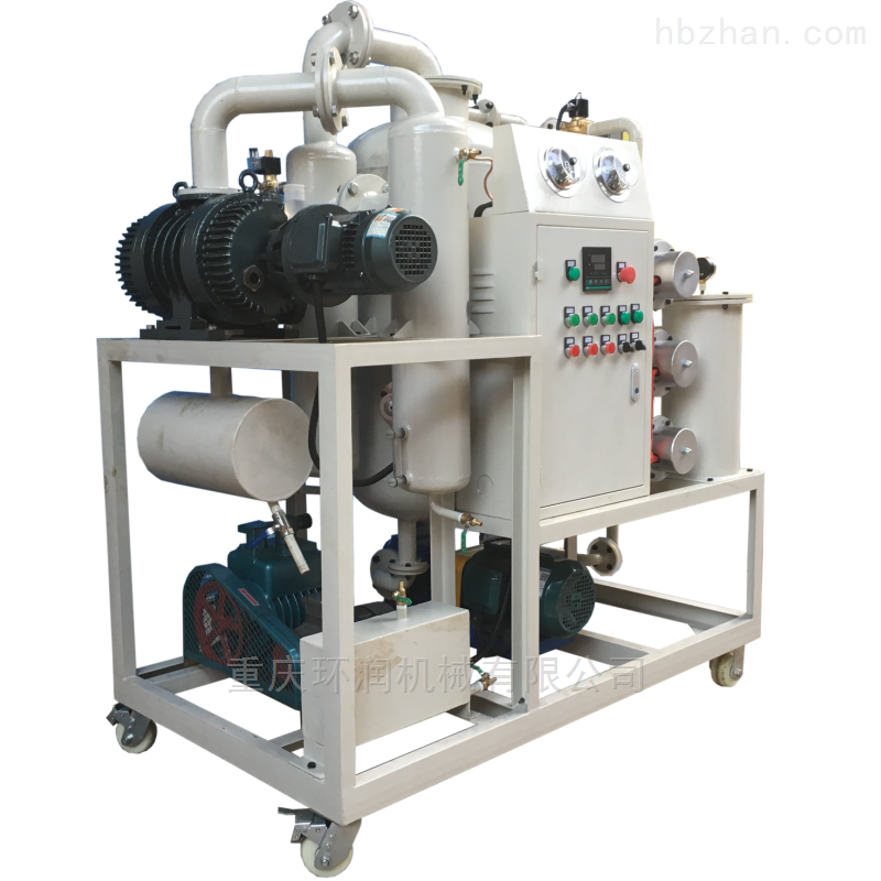 变压器油双级真空滤油机