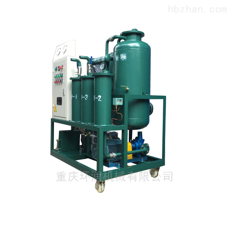 ZL系列电容器油高效真空滤油机
