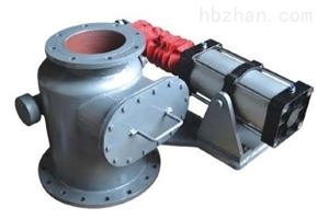 BZ643TC气动陶瓷旋转摆动阀