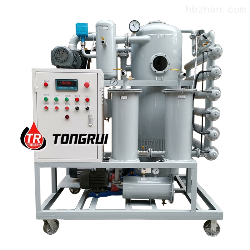 通瑞ZJA-30电厂变电站绝缘油双级真空滤油机