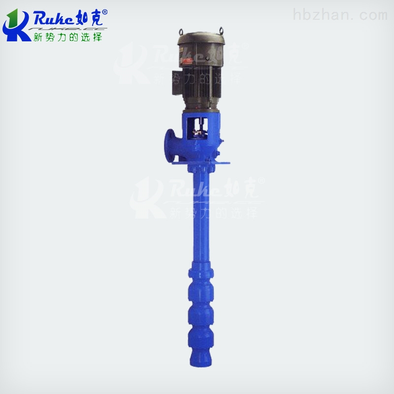 200RJC60-20RJC 型係列冷熱水長軸深井泵水廠用泵