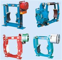 电磁铁块式制动器