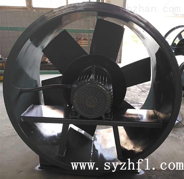 SWF低噪声混流通风机维护事项