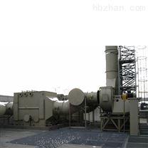 厦门DFHY定制化工厂废气处理设备新型喷淋塔