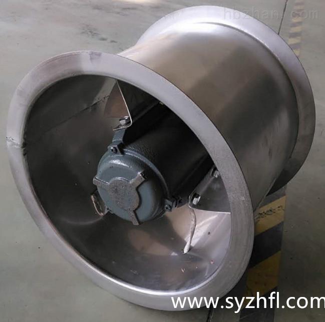 厂家直销正和T35-11系列不锈钢轴流式通风机