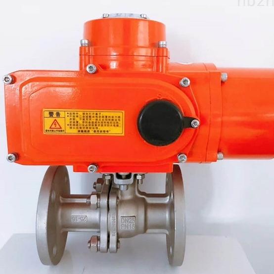 断电复位电动球阀Q941F-25P