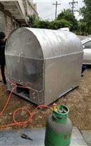 天津小型泡沫化块机液化气化坨机厂家