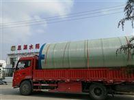 乡镇污水处理以一体化预制泵站为主