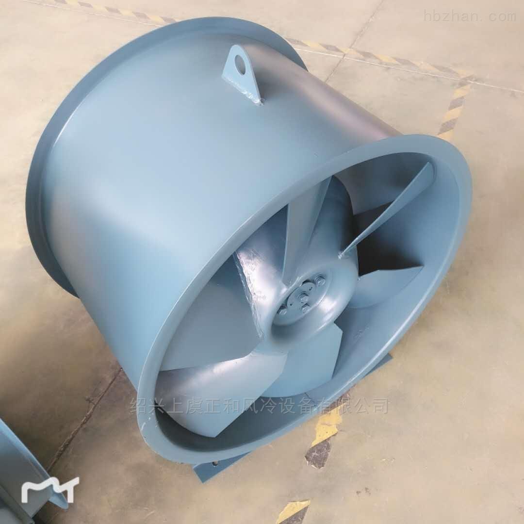 1.5KW钢制管道风机SWF系列混流风机