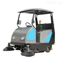 小區清掃灰塵用全自動電動掃地車