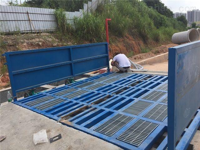 荆州工地洗车机对环境的作用毋庸置疑