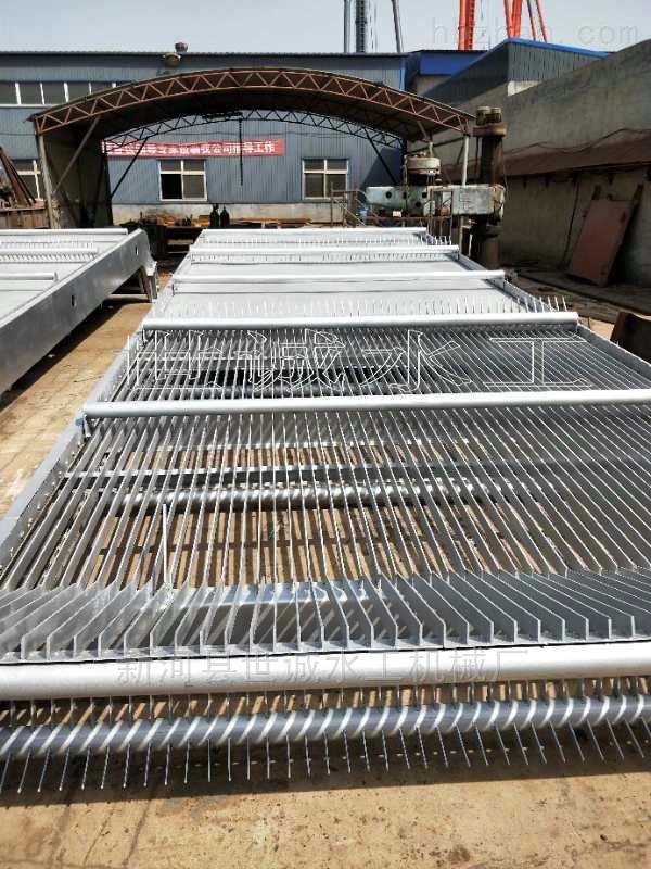 HZ-格栅清污机生产厂家质量可靠、全国发货