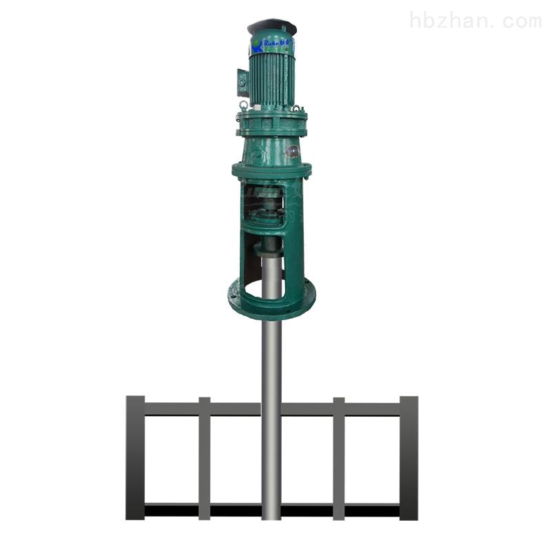 JBK-1500污泥池框型搅拌机