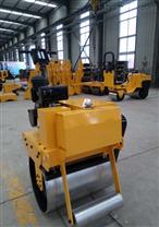CYJ-700手推式振动单轮压路机厂家直销