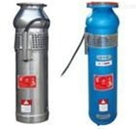 QS型充水式潜水电泵