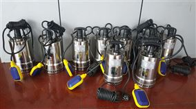 BYQDN小型全不锈钢潜水泵