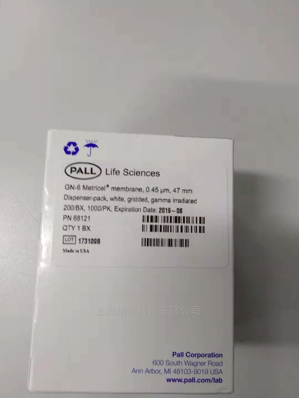 PALL GN-6 0.45 µm,过滤分配器滤膜68121