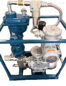 能完全把水抽吸干净的自吸水泵