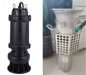 BYWQS型大流量高低扬程潜水排污泵