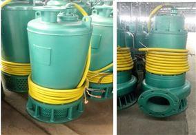 QWB不会超电流过载的排污排沙防爆潜水泵