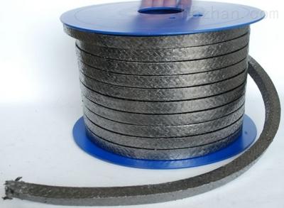 耐高温含油石墨盘根填料环