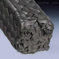 耐腐蚀含油黑四氟盘根、四氟填料环供应厂家